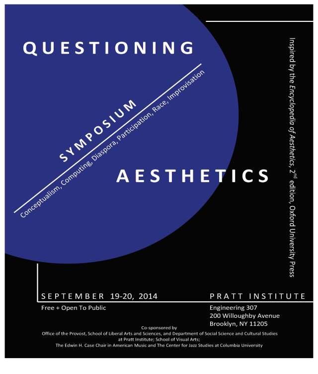 Questioning_Aesthetics_Symposium_PRATT-2014_Poster